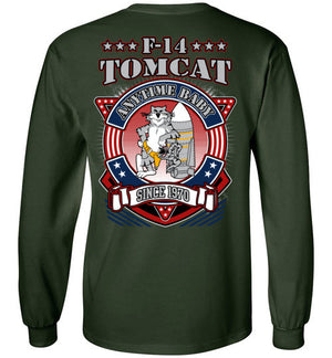 F-14 TOMCAT ANYTIME BABY! - Mil-Spec Customs