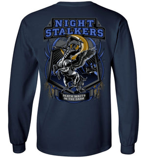 160TH SOAR NIGHT STALKERS - DEATH WAITS IN THE DARK