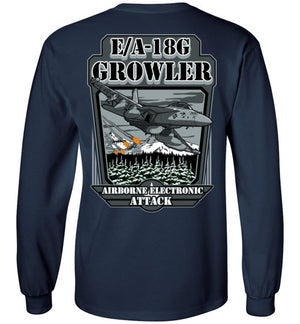 E/A18G GROWLER - ELECTRONIC ATTACK - Mil-Spec Customs