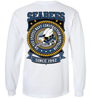 Seabees - Since 1942 - Mil-Spec Customs