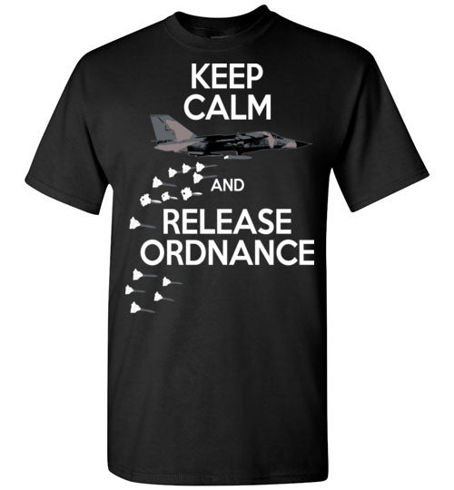 F-111 Aardvark - Keep Calm And Release Ordnance - Mil-Spec Customs