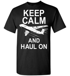 C-5 Galaxy - Keep Calm and Haul On - Mil-Spec Customs