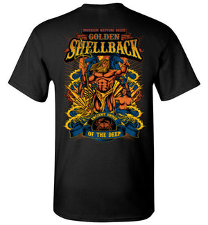 Golden Shellback - Ancient Order of the Deep