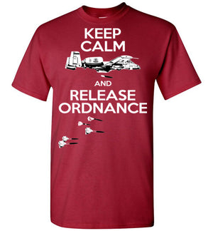 A-10 Warthog - Keep Calm And Release Ordnance