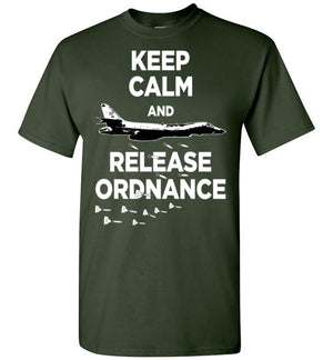 B-1 KEEP CALM AND RELEASE ORDNANCE