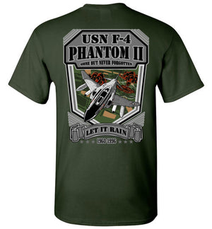 F-4 Phantom USN Gone But Never Forgotten