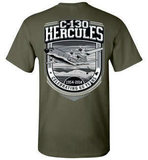 C-130 HERCULES - CELEBRATING 60 YEARS