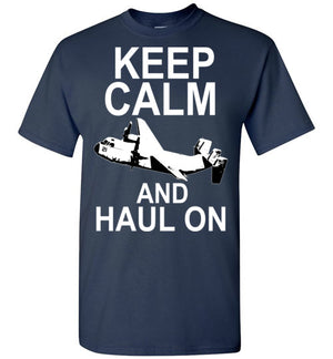 C-2 Greyhound - Keep calm and Haul On - Mil-Spec Customs