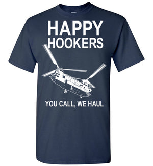 CH-47 Chinook - Happy Hookers - Mil-Spec Customs