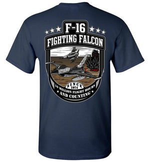 F-16 Falcon - 10 Million Flight Hours And Counting
