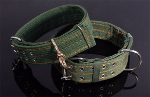 Super Tough Military Dog Collar with Free Shipping - Mil-Spec Customs