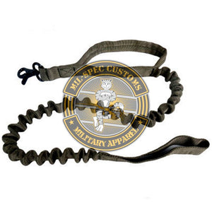 Heavy Duty Military Service Dog Lead Double Pack & FREE SHIPPING - Mil-Spec Customs
