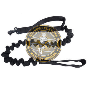 Heavy Duty Military Service Dog Lead - FREE SHIPPING - Mil-Spec Customs