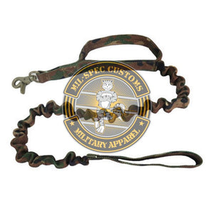 Heavy Duty Military Service Dog Lead TRIPPLE Pack & FREE SHIPPING - Mil-Spec Customs