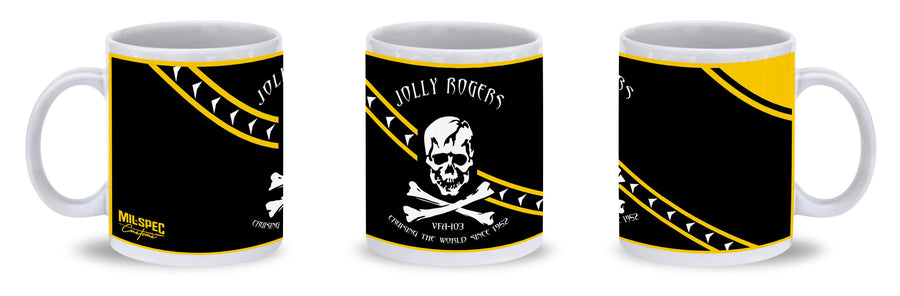 Jolly Rogers - VFA-103 - Cruising the world since 1952