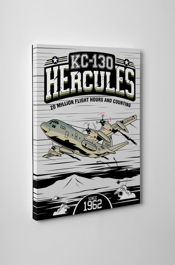 KC-130 Hercules Canvas - Mil-Spec Customs