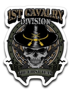 1ST CAVALRY DIVISION - THE FIRST TEAM