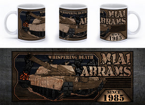 M1A1 Abrams Mug - Mil-Spec Customs