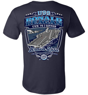 USS RONALD REAGAN - CVN 76 - Mil-Spec Customs