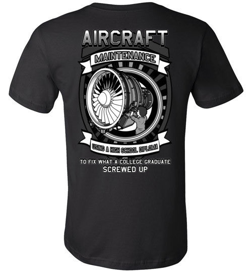 AIRCRAFT MAINTENANCE - Mil-Spec Customs
