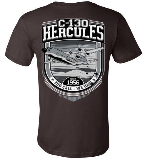 C-130 HERCULES: YOU CALL - WE HAUL - Mil-Spec Customs