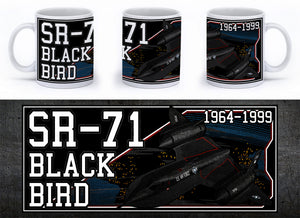 SR-71 Blackbird Mug - Mil-Spec Customs