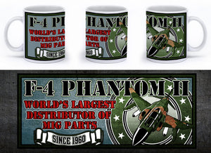F-4 Phantom II - World's largest distributor of MiG parts - Mil-Spec Customs