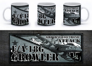 E/A-18G Growler Mug - Mil-Spec Customs