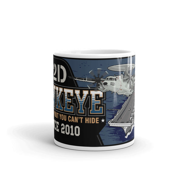 E-2D Advanced Hawkeye mug