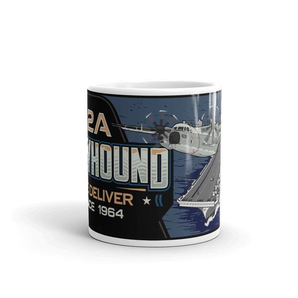 C-2A Greyhound Coffee Mug