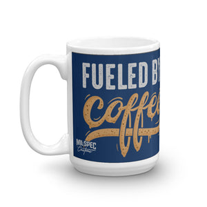 Fueled by Jet Fuel, Coffee & Bacon