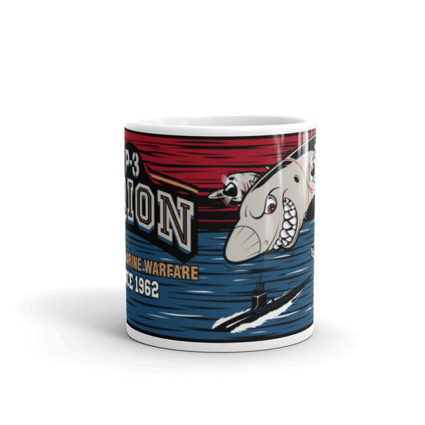 Mighty P-3 Orion Mug