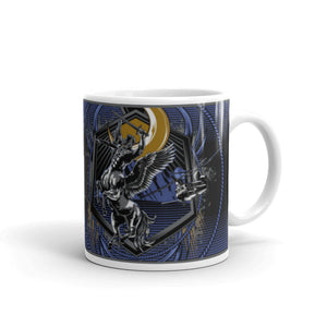 160 SOAR - Night Stalkers Mug (Death waits in the dark)