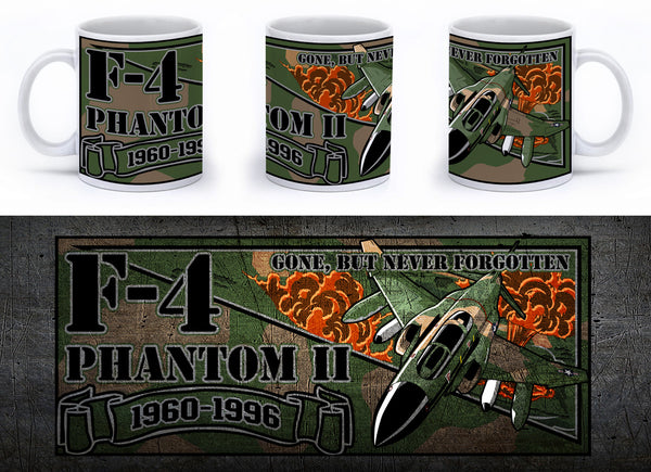 F-4 Phantom II Mug - Mil-Spec Customs