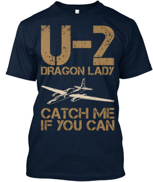U-2 DRAGON LADY, CATCH ME IF YOU CAN - Mil-Spec Customs