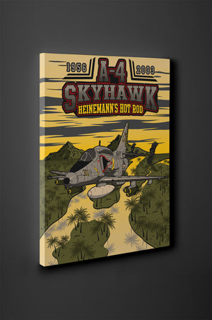 A-4 Skyhawk canvas - Mil-Spec Customs