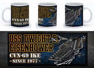 USS Dwight D. Eisenhower - Mil-Spec Customs
