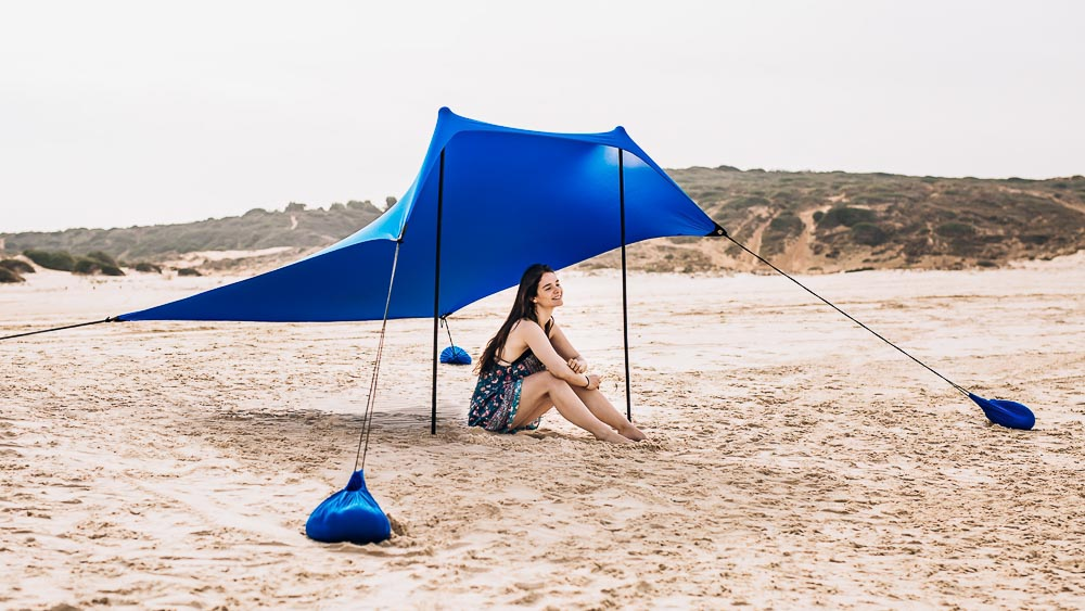 Best Sunshade Solutions for the Beach