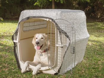 Be Cool Solutions Kennel Shade