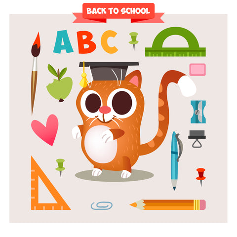 Back to school prep for pets
