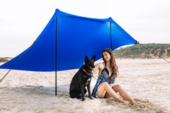best beach shade solution