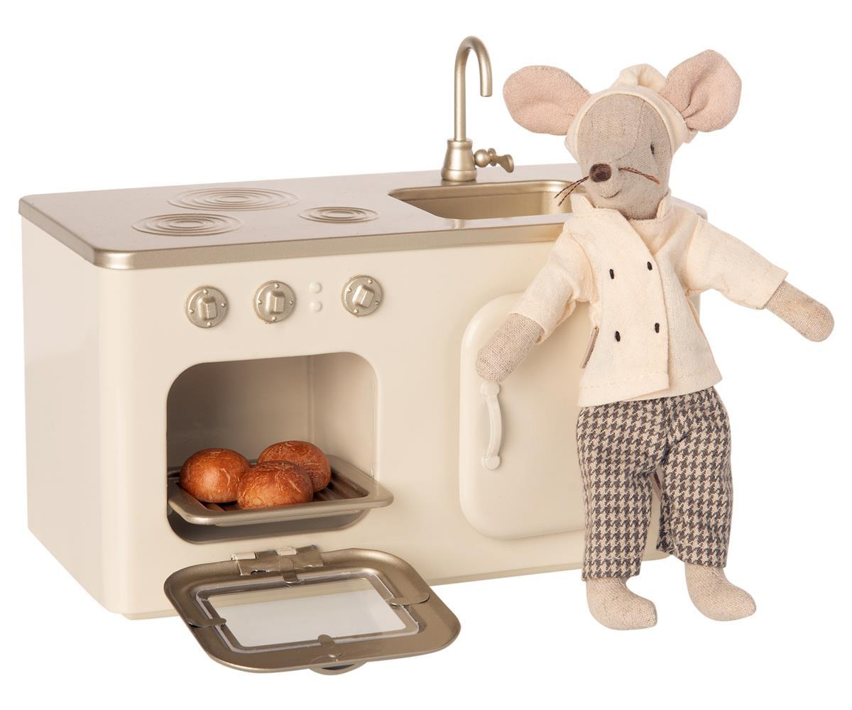 Maileg Miniature Kitchen - Hello Little Birdie