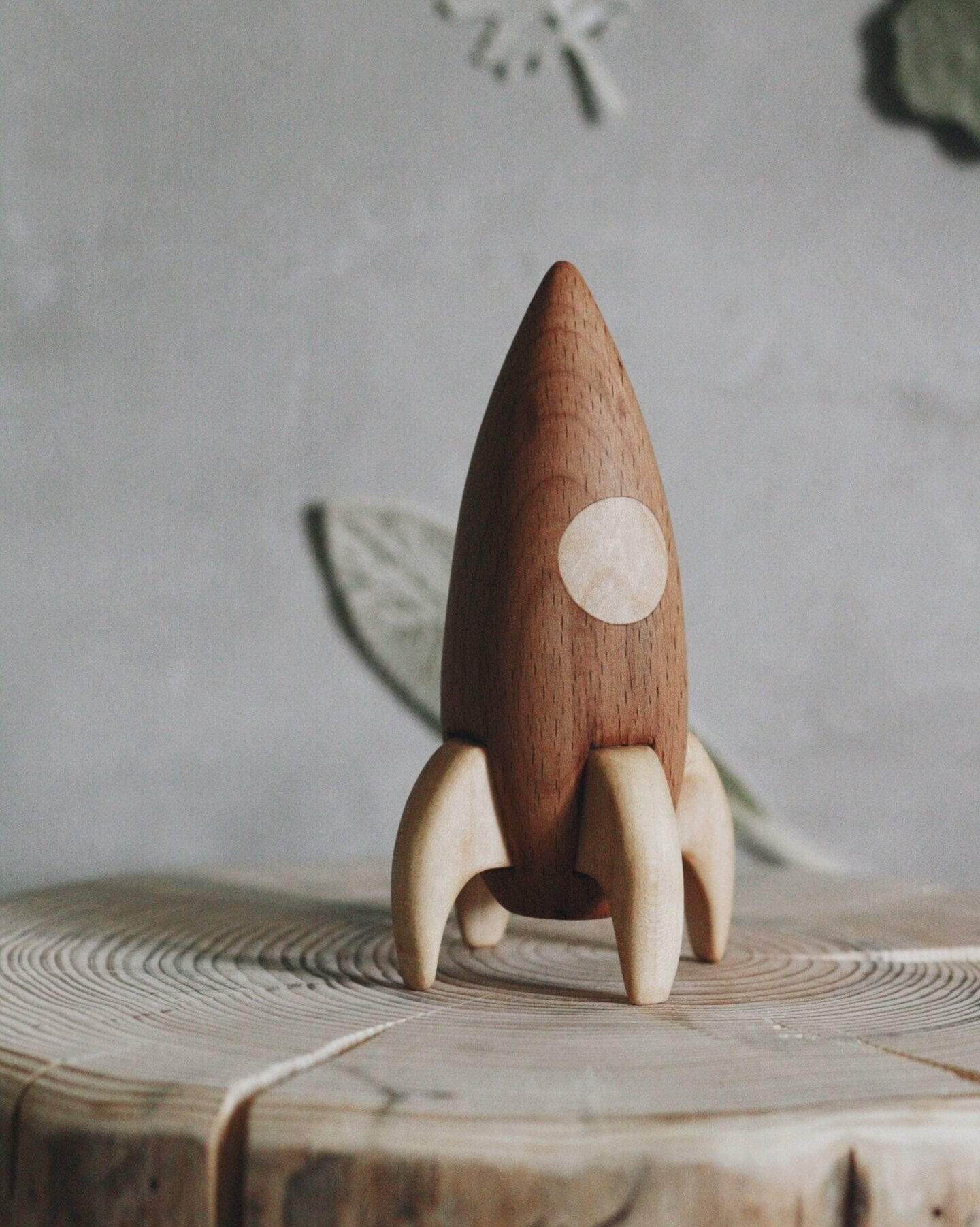 Tateplota Wooden Rocket - Hello Little Birdie