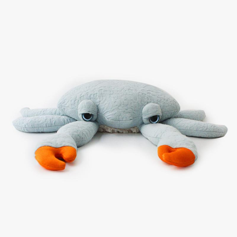 BigStuffed Mini Blue Crab (PRE-ORDER FEB) - Hello Little Birdie