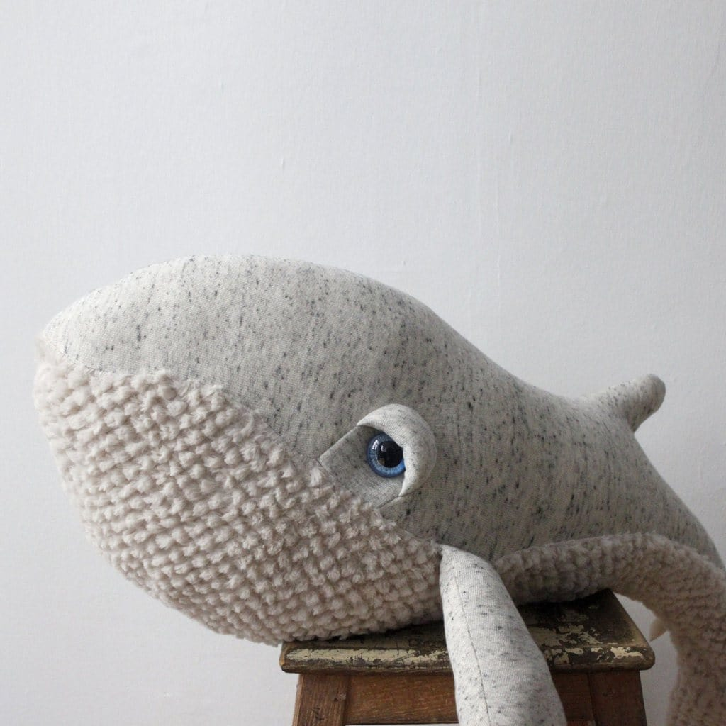 BigStuffed Original Whale, Big (PRE-ORDER AUG)