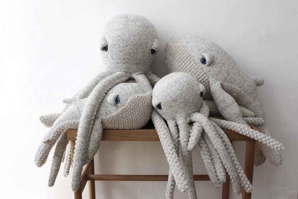 BigStuffed Original Octopus, Small (PRE-ORDER FEB) - Hello Little Birdie