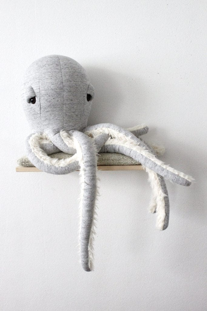 BigStuffed GrandPa Octopus, Small - Hello Little Birdie