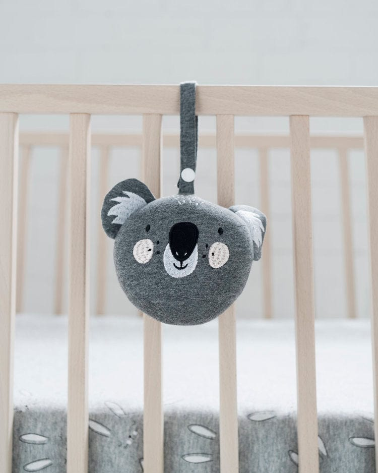 Mister Fly Koala Pram Rattle Ball - Hello Little Birdie