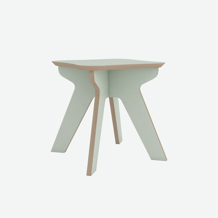 The Junior Stool - Sage - Hello Little Birdie
