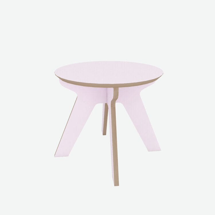 The Play Set, Table + Stools - Rose - Hello Little Birdie